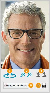 Essayer des lunettes