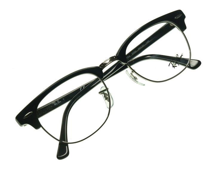 f8766f2149 Buy Ray-Ban RX5154 Clubmaster (1/2) glasses with SelectSpecs and get free  lenses, coatings & worldwide delivery.