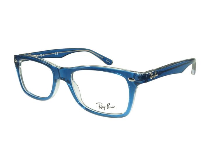 39ac6c843a gafas ray ban graduadas azules
