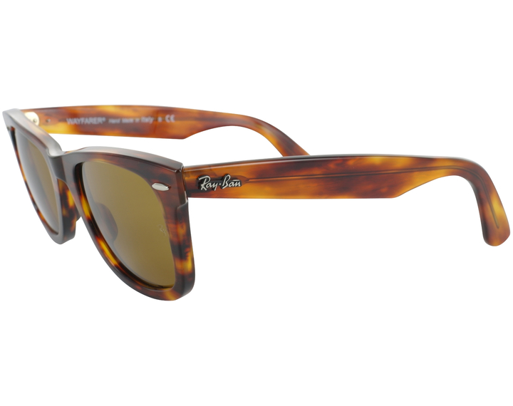Ray Ban Clubmaster Homme Marron