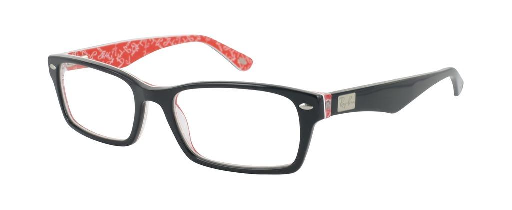 Ray ban noir et rouge for Miroir noir wiki
