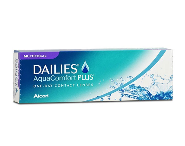 Foto de Dailies AquaComfort Plus Multifocal 30