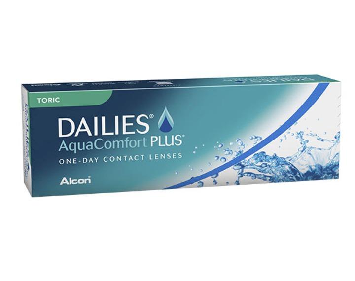 Image de Dailies AquaComfort Plus Toric 30