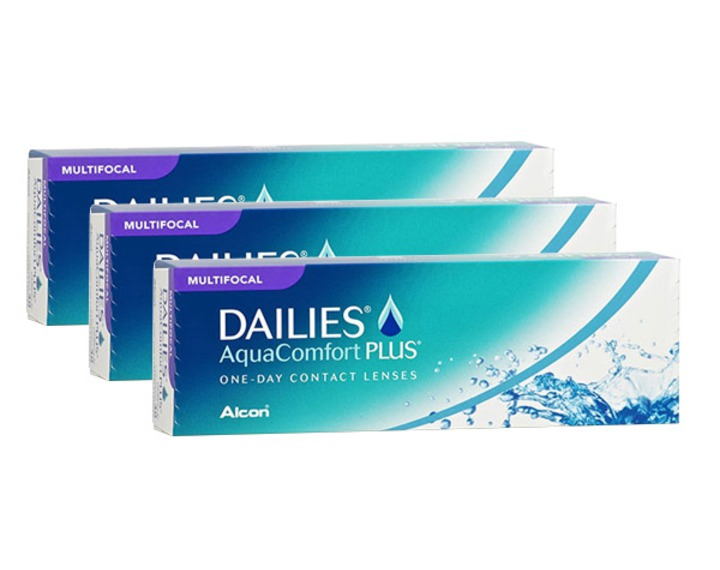 Image de Dailies AquaComfort Plus Multifocal 90