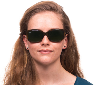 0b85d0b136e67 Changez de modèle. lunettes de soleil Ray-Ban Jackie OHH 4101 710 Marron  Léopard