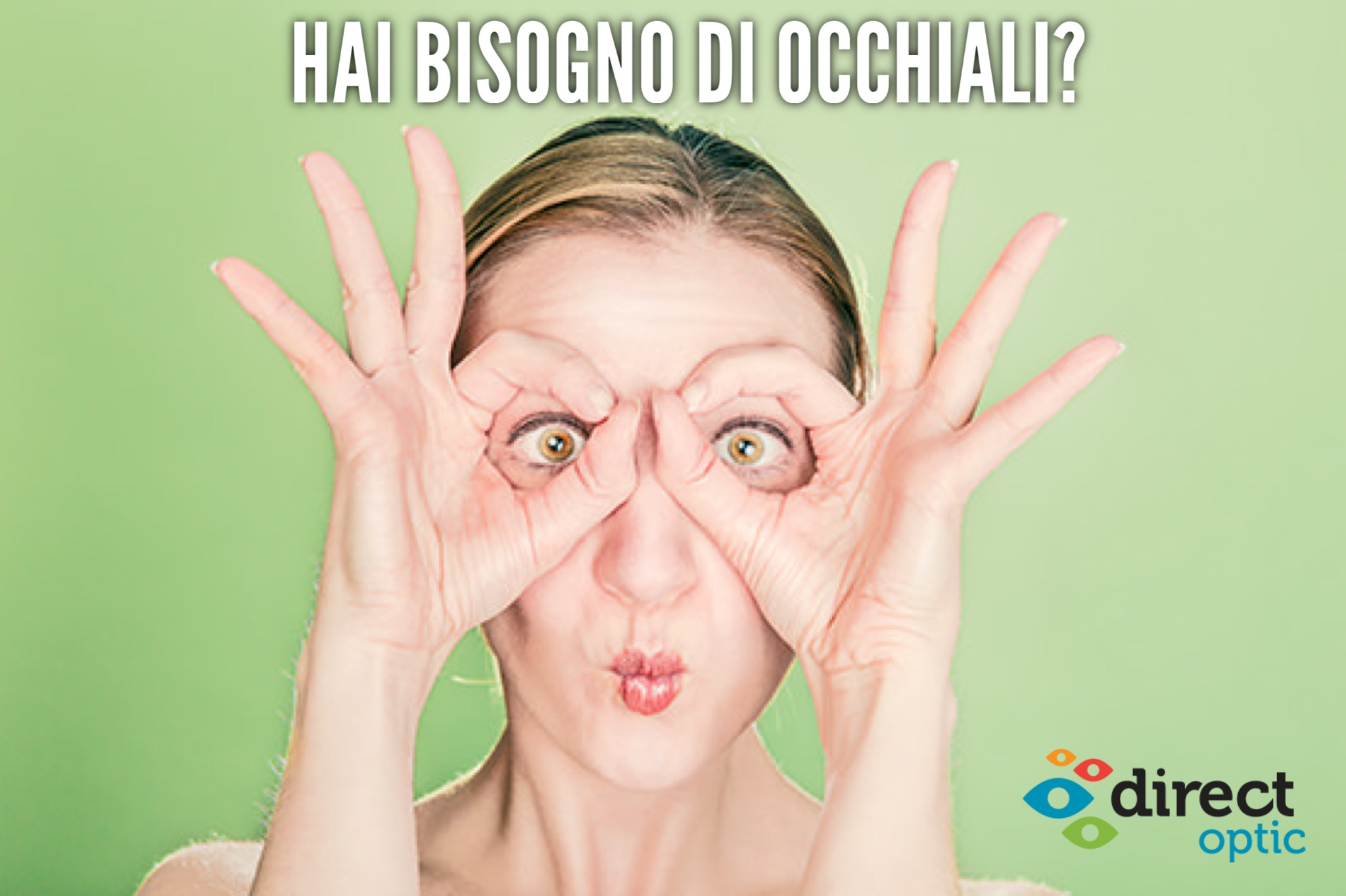 Direct Optic occhiali online lowcost