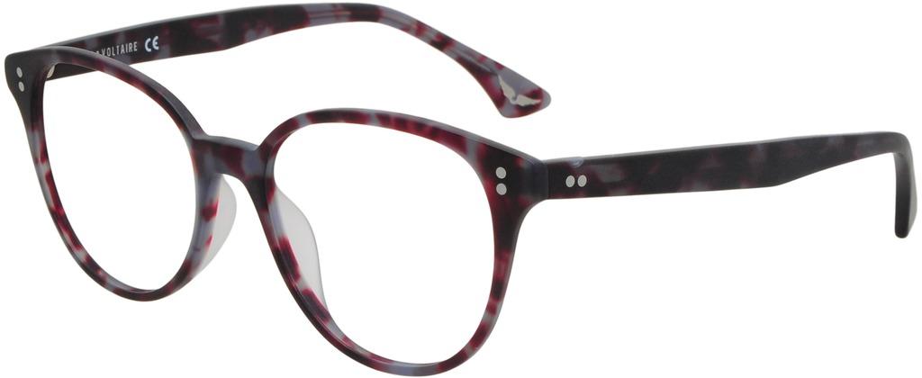 9ba7590404389a monture lunette femme zadig et voltaire