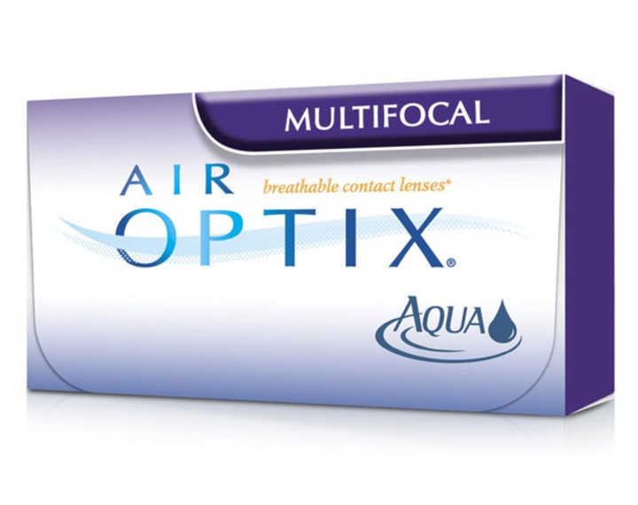 Foto de Air Optix Aqua Multifocal
