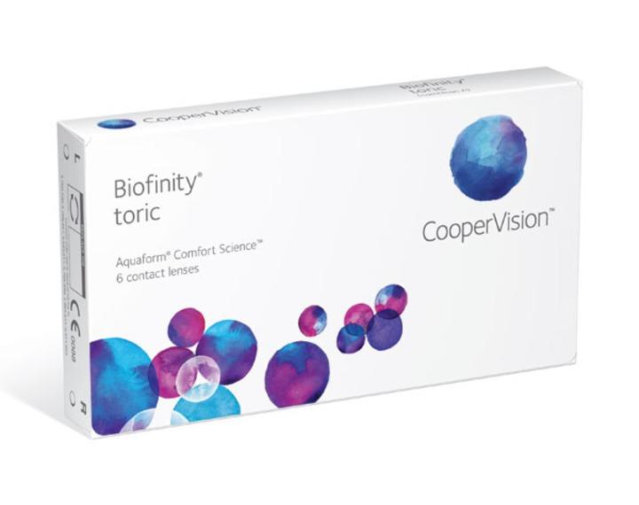 Image de Biofinity Toric