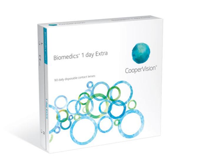Foto de Biomedics 1 Day Extra 90
