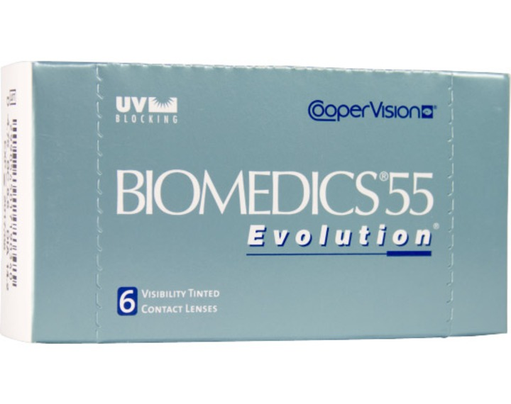 Image de Biomedics 55 Evolution
