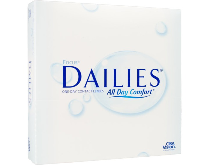 Image de Focus Dailies All Day Comfort 90