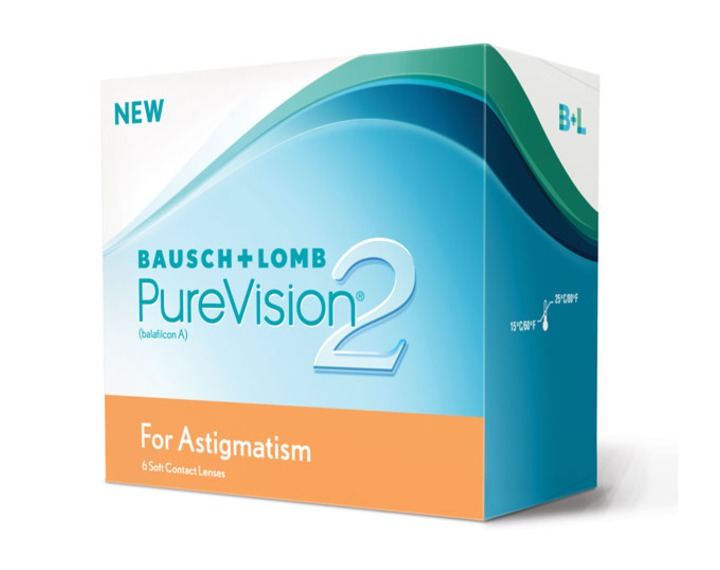 Image de Purevision 2 HD For Astigmatism