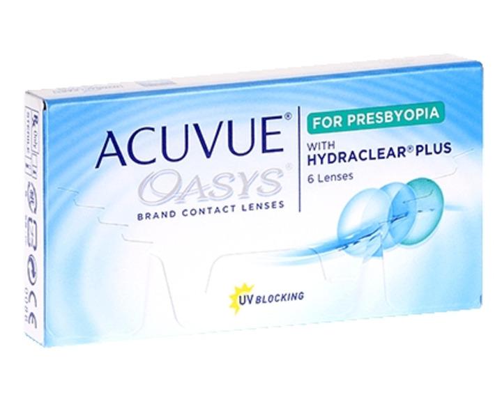 Image de Acuvue Oasys For Presbyopia