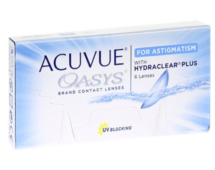 Image de Acuvue Oasys For Astigmatism