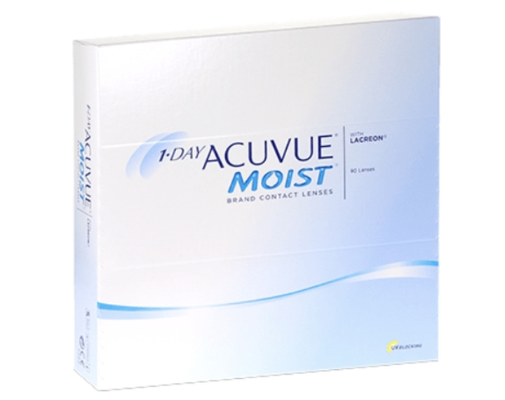 Image de 1 Day Acuvue MOIST 90