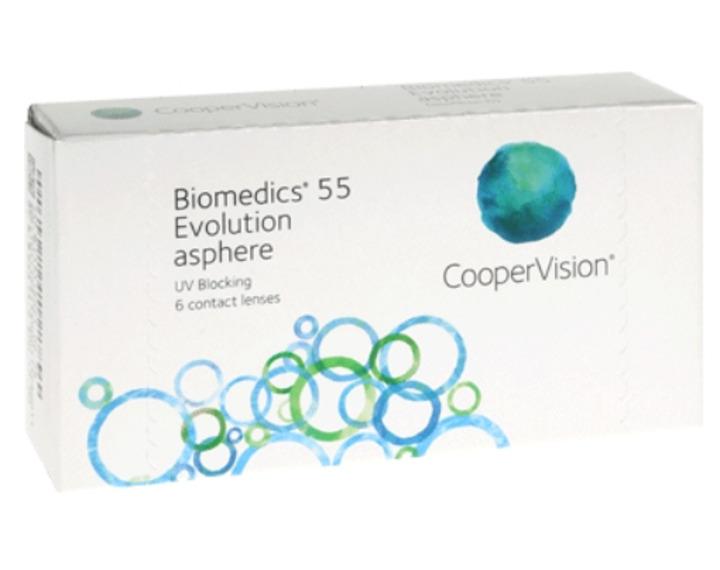 Image de Biomedics 55 Evolution