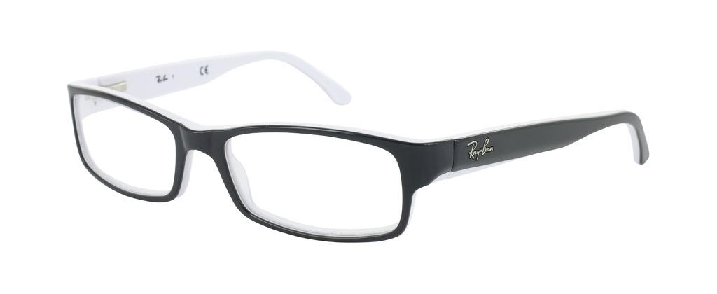 lunette de vue ray ban blanc