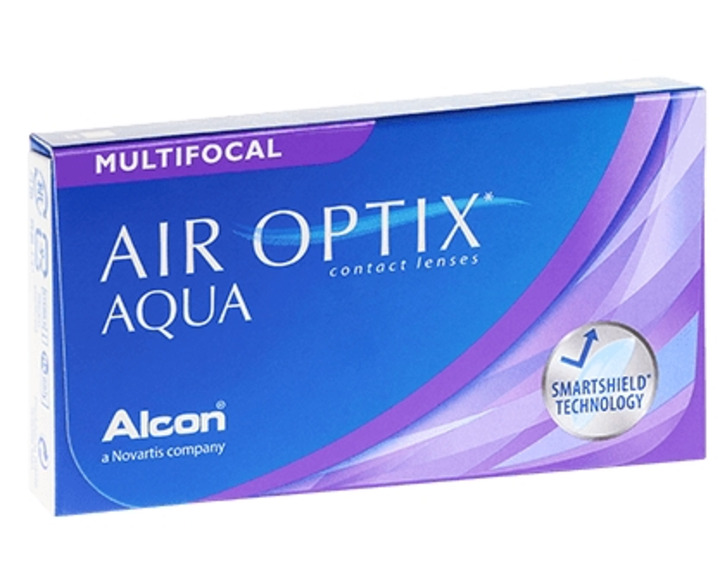 Image de Air Optix Aqua Multifocal
