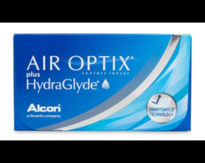 Image de Air Optix Plus HydraGlyde 6L