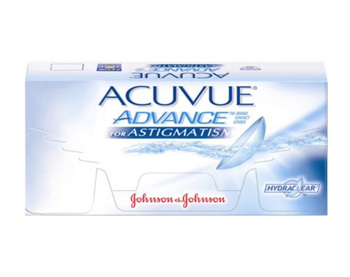 f046eff3502001 Lentilles Acuvue Advance For Astigmatism moins chères   Acuvue