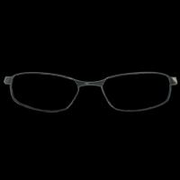 complicaciones entrada Agresivo  Nike Titanium 6043 Negro : comprar gafas al mejor precio