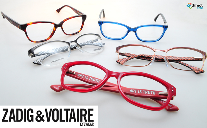 Lunettes Zadig   Voltaire, nouvelle collection 573ed749b5aa