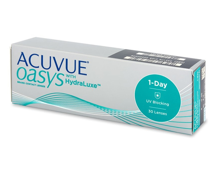 Image de Acuvue Oasys 1 Day With Hydraluxe 30 L