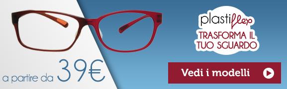 occhiali flessibili convenienti