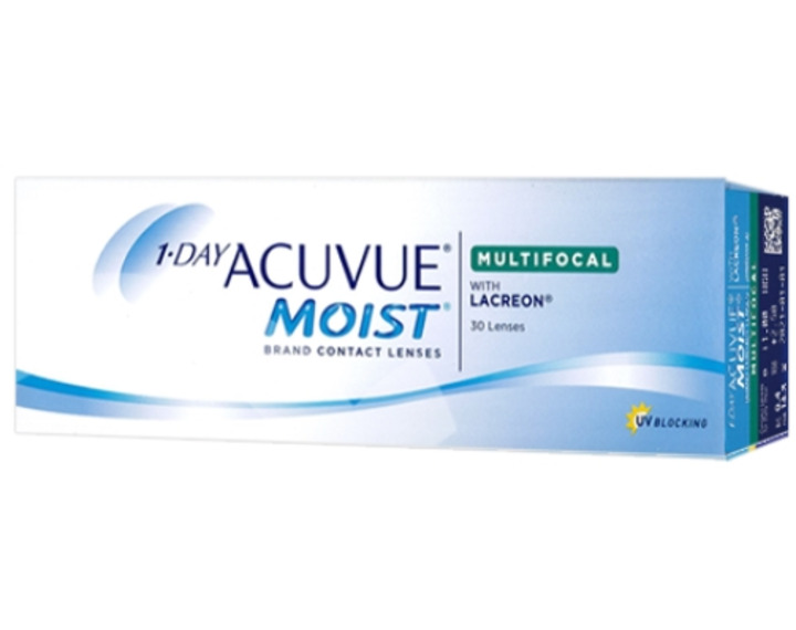 Image de 1 Day Acuvue Moist Multifocal 30L