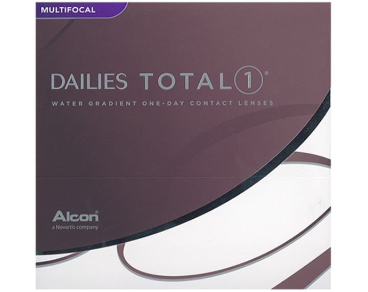 Image de Dailies Total 1 Multifocal 90L