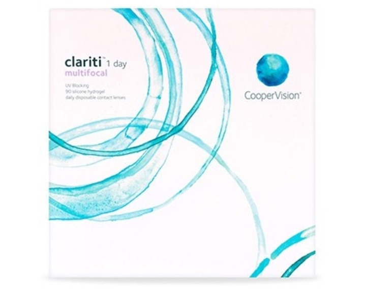 Image de Clariti 1 Day Multifocal 90L