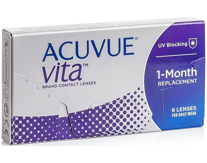 Foto de Acuvue Vita With Hydramax 6L