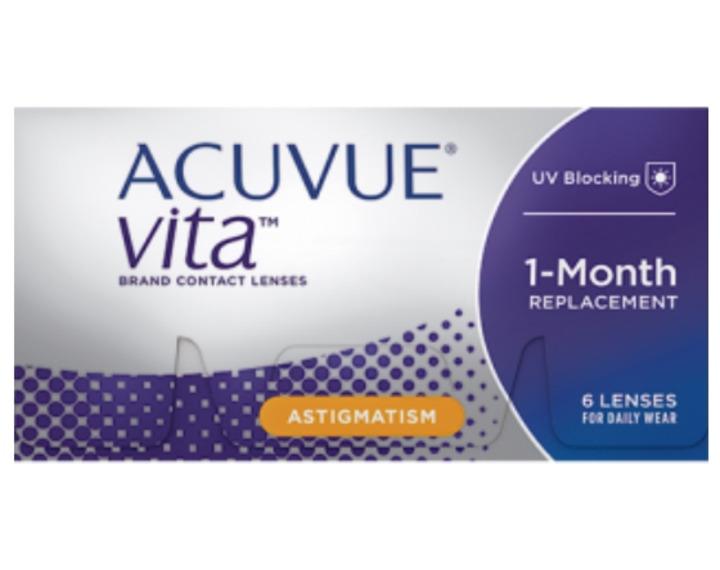 Image de Acuvue Vita For Astigmatism 6L
