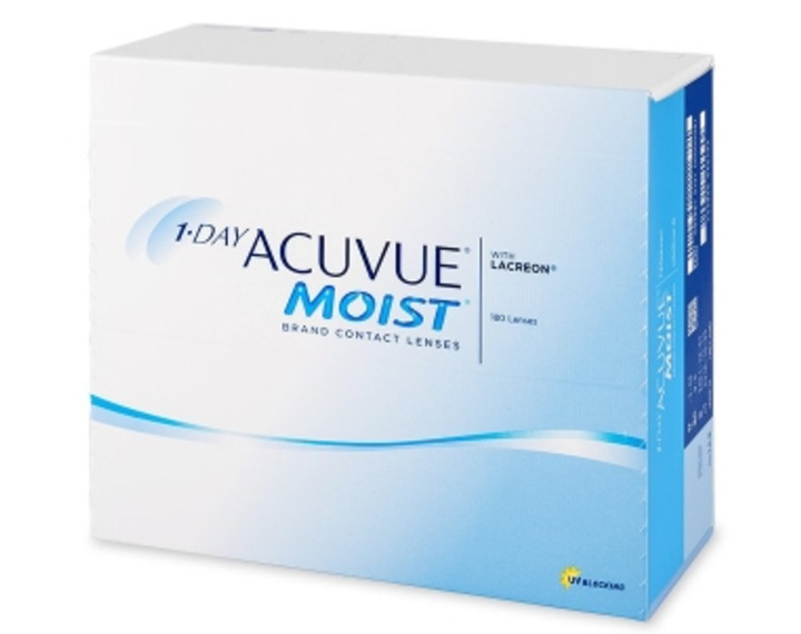 Image de 1 Day Acuvue Moist 180L