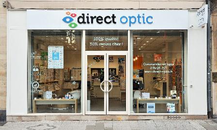 a22e55a05da3dc Opticien Lille - Direct Optic opticien moins cher à Lille - Lunettes ...