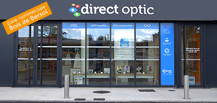 2670254dc5 Opticiens pas cher à Bordeaux - Direct Optic